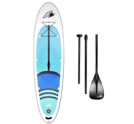 F2 Inflatable SUP Board Cross für 254,99€ (statt 306€)