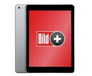 BILDplus Premium 24 Monats Abo für 14,99€ mtl. + gratis Apple iPad 2018 32GB (Wert 300€)