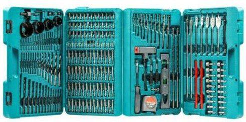 Makita Bit  und Bohrer Set P44046 216teilig im Koffer für 36,95€ (statt 47€)