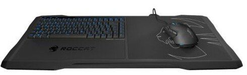 Roccat Sova Gaming Lapboard  im QWERTZ Format für 66€ (statt 75€)