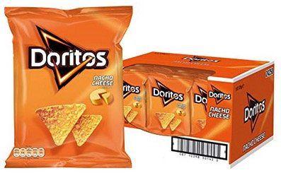 Doritos Tortilla Nacho Cheese 9x 125g für 8,91€   im Sparabo 8,02€