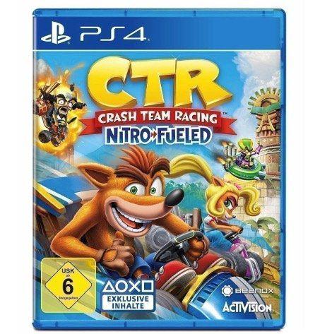 Crash Team Racing Nitro Fueled (PS4, Switch, Xbox One) für je 27,99€ (statt 34€)   Masterpass