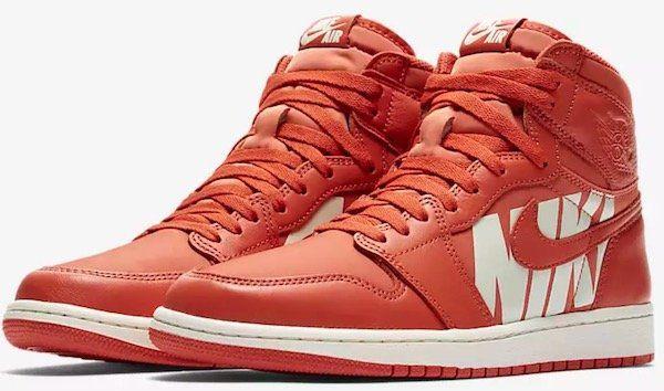 Air Jordan 1 Retro High OG in Rot oder Olive für 71,98€ (statt 89€)