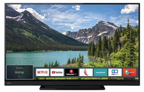 Toshiba 49T6863DA   49 Zoll UHD Fernseher mit HDR für 299,90€ (statt 444€)