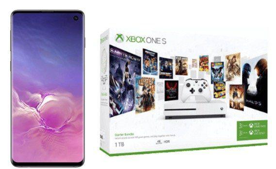 🔥 Knaller: Samsung Galaxy S10 + Xbox One S 1TB Starter Bundle nur 1€ + Telekom Allnet + 8GB LTE für 36,95€ mtl.