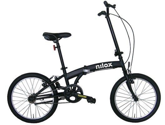 Nilox X0 20 Klapprad mit Felgenbremse für 139,99€ (statt 180€)