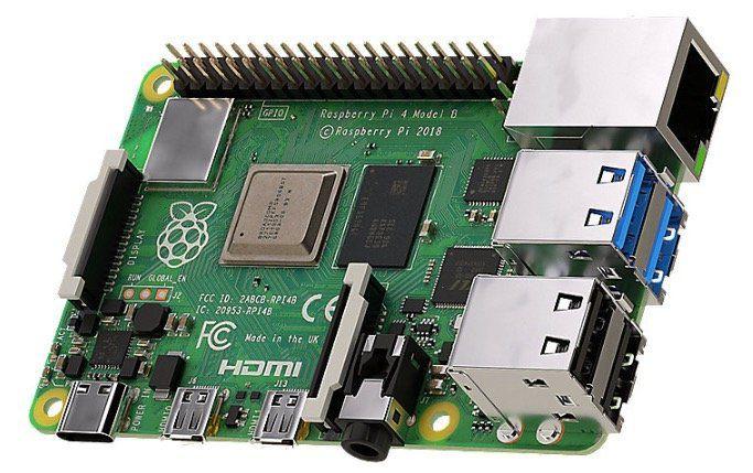 Raspberry Pi 4 B mit 4GB Ram + WLAN für 56,95€ (statt 62€)   PayDirekt