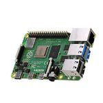 Raspberry Pi 4 B mit 4GB Ram + 64GB Speicherkarte für 59,48€ (statt 68€)