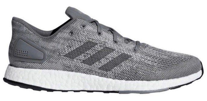Abgelaufen! adidas Pure Boost DPR Herren Sneaker in Grau für 59,99€ (statt 89€)
