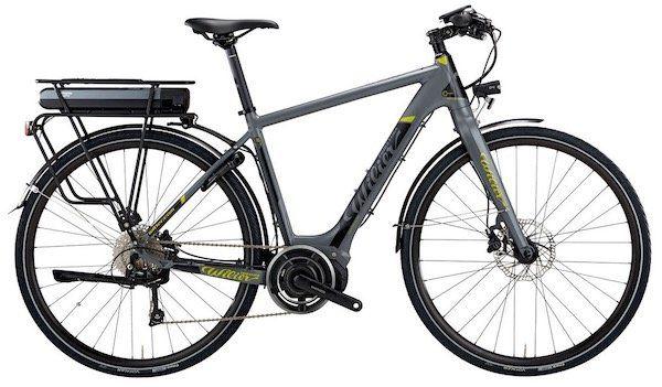 Wilier Magneto Trekking E Bike mit 45er Rahmenhöhe für 1.608,90€