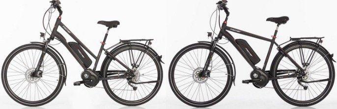 Fischer Fahrräder E Bike Partnerset (9 Gang, Shimano XT) für 2.549€ (statt 3.028,95€)