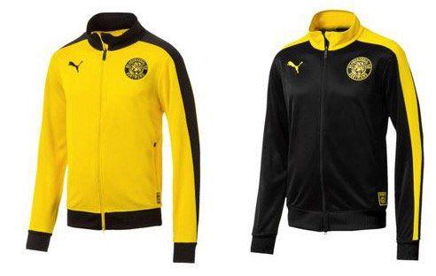 Puma BVB Borussia Dortmund T7 Track Herren Jacke für 24,08€ (statt 35€)