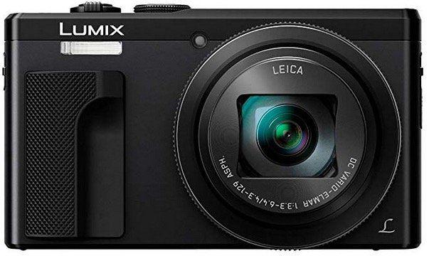 Kompaktkamera Panasonic DMC TZ80EG in Schwarz für 219,16€ (statt 280€)