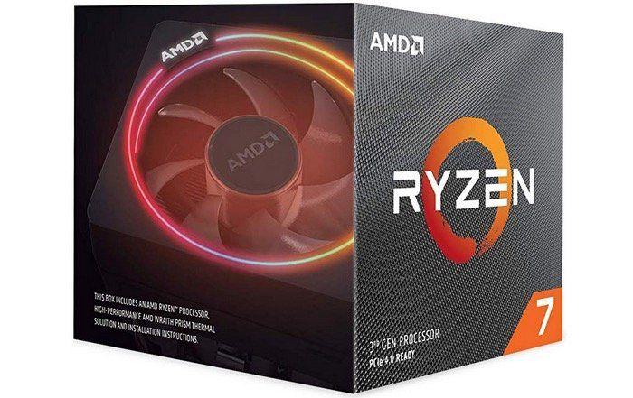 AMD Ryzen 7 3800X Octa Core bis 4,5GHz Boxed für 376,32€ (statt 406€)