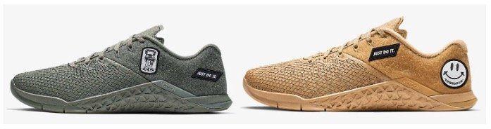 Nike Metcon 4 XD Patch in 2 verschiedenen Farben für 62,38€ (statt 91€)