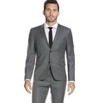 Calvin Klein Anzüge im Sale – z.B. Slim Fit Anzug aus Schurwolle für 236,89€ (statt 300€)