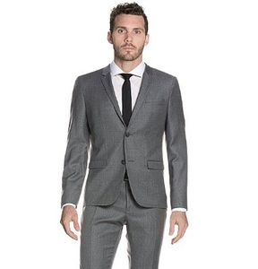 Calvin Klein Anzüge im Sale   z.B. Slim Fit Anzug aus Schurwolle für 236,89€ (statt 300€)