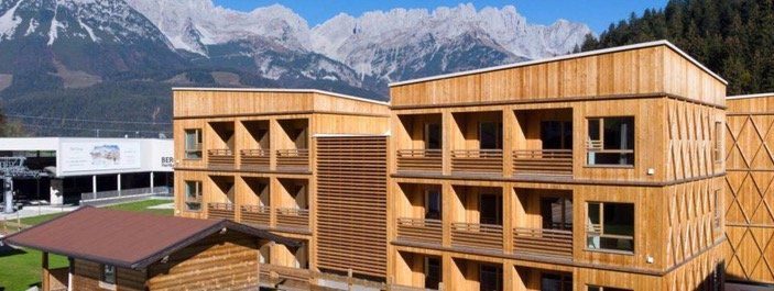 2 ÜN in der 4* Tirol Lodge in Ellmau inkl. Wellness mit Sauna & Pools ab 89€ p.P.