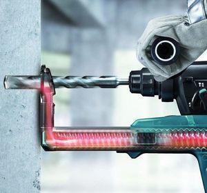 Makita HR2652 SDS Plus Bohrhammer mit Absaugung und Hepafilter für 188,90€(statt 230€)