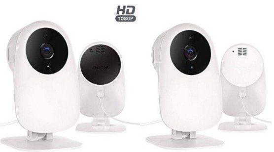 Zwei WLAN IP Überwachungskameras kaufen, nur eine bezahlen