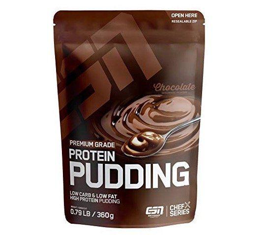 360g ESN Protein Schoko Pudding für 7,99€(statt 15€)   Prime