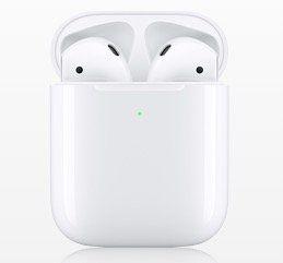Apple AirPods (2019) mit kabellosem Ladecase für 4,95€ + o2 Flat mit 10GB LTE für 19,99€mtl.