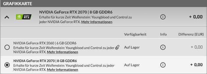 Fehler? Schenker Compact 17 Gaming Notebook mit RTX 2070 für 1.549€ (statt 1.949€)
