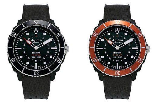 Alpina Seastrong Smartwatch mit Bluetooth für 299,99€ (statt 440€)