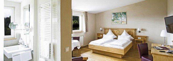 2 ÜN im 4* Naturhotel im Schwarzwald inkl. Frühstück und 4 Gang Abendmenü ab 99€ p.P.