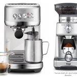 Ausverkauft! Sage the Bambino Plus Espresso-Maschine + Sage SCG600 Kaffeemühle für 299€(statt 540€)