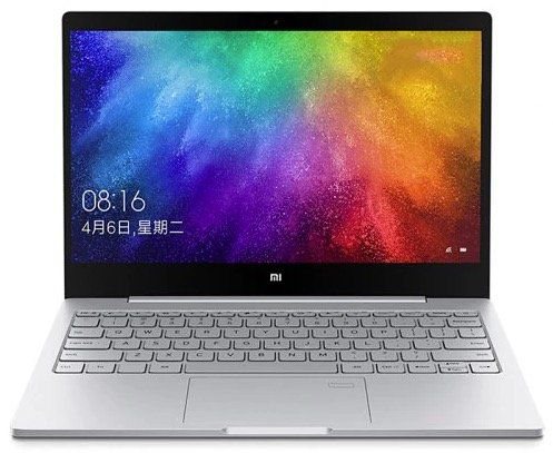 Xiaomi Air 13 Notebook (2019) mit Fingerprint Sensor für 698€