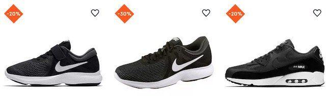 SportScheck mit 20% Rabatt auf reduzierte Schuhe und Klamotten   z.B. Nike Epic React Flyknit 2 für 63,91€ (statt 80€)
