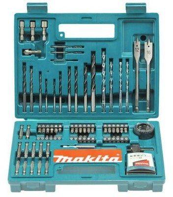Makita B 53811 Bohrer  u. Schraubendreher Bit Set 100 tlg. im Koffer für 28,90€ (statt 35€)
