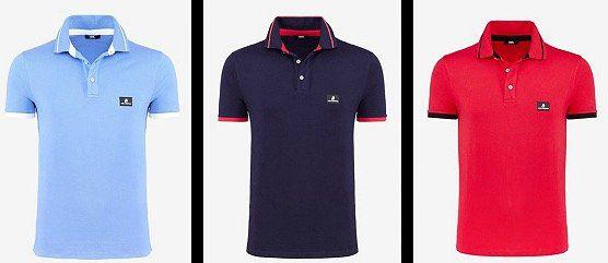 Karl Lagerfeld Poloshirts für je 24,95€ zzgl. 5,95€ VSK (statt 50€)