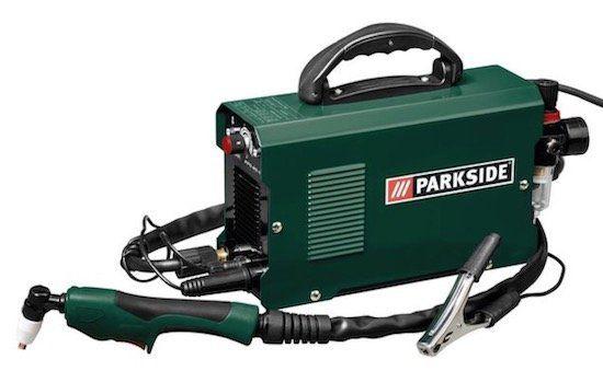 Parkside PPS 40  Plasmaschneider für 129€ (statt 209€)   Online nun Verfügbar
