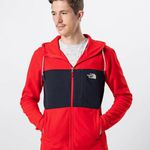 The North Face Sweatjacke in Rot für 50,92€ (statt 68€)