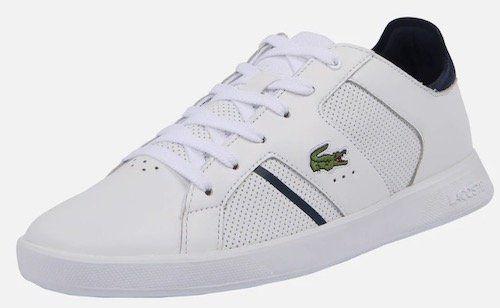 Schnell? Lacoste Novas 119 1 Sma Sneaker für 57,32€(statt 100€)   39.5 bis 45