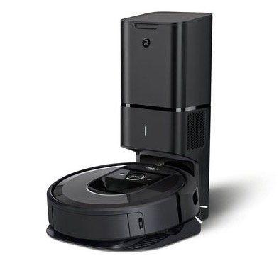 iRobot Roomba i7+ (i7558) Saugroboter mit Absaugstation ab 656€ (statt 699€)
