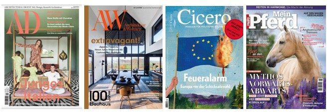 Zeitschriften Abos direkt zum Deal Preis ganz ohne Prämien z.B. Unterwasser für 9,95€ (statt 87,60€)