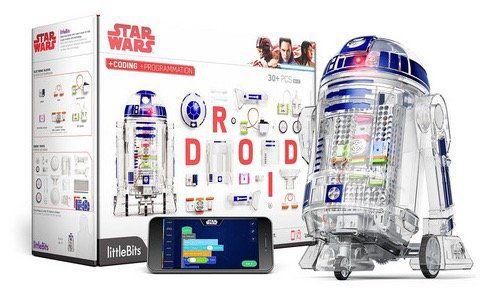 LittleBits Droiden Erfinder Kit für 55,90€ (statt 71€)
