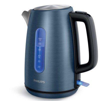 Philips Wasserkocher HD9358 mit blauer Beleuchtung für 35,90€(statt 50€)