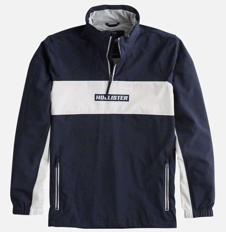 Hollister Mesh Lined Jacke für 40,41€ (statt 58€)