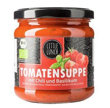 6er Pack Little Lunch Tomatensuppe (je 350ml) für 9€   keine VSK ab 18 Suppen