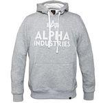 Alpha Industries Hoodie mit großem Brustlogo für 38,17€(statt 50€) – nur S, M, XL