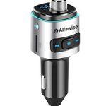 Alfawise QC3.0 Bluetooth FM Transmitter mit Sprachassistent-Unterstützung für 10,36€