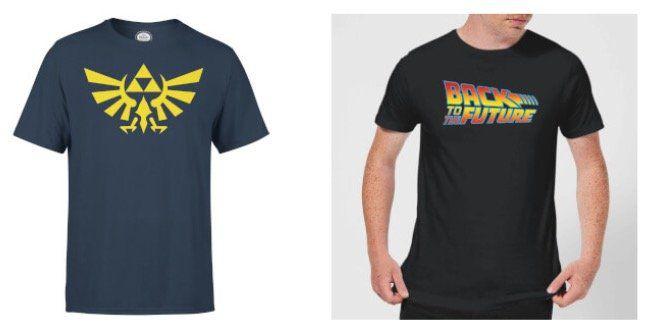 Abgelaufen! Motiv T Shirts bei Zavvi für je nur 3,99€ ohne VSK