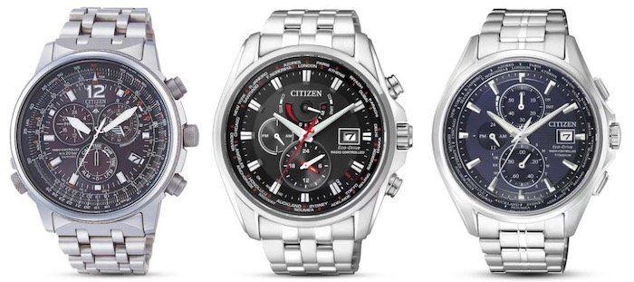 TOP! Citizen Uhren (und andere) zu Bestpreisen dank 15% Gutschein   z.B. CitizenEco Drive AT8130 56L für 475,15€ (statt 590€)