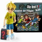 Tonie-Hörfigur: Die drei ??? Kids – Invasion der Fliegen ab 12€ (statt 17€)