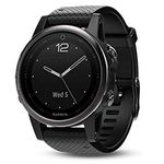 Garmin Fenix 5S Saphir Smartwatch für 405,90€(statt 465€)