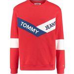 Tommy Jeans Chevron Crew Sweatshirt für 50,86€ (statt 62€) – S, L und XL